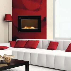 Napoleon Electric Fireplace EF39 HD