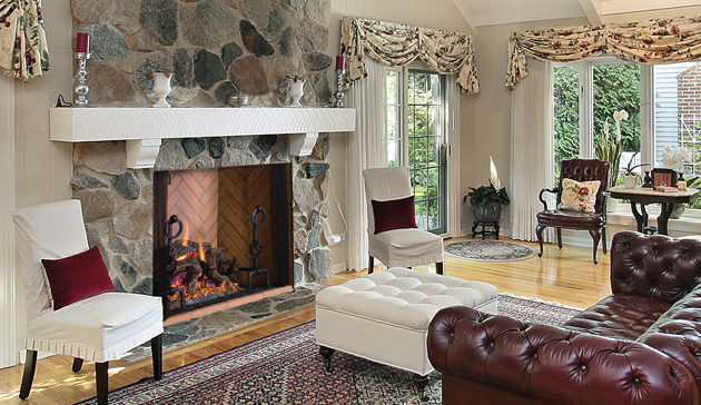 Astria Gas Fireplace – Rapture Gas Fireplace