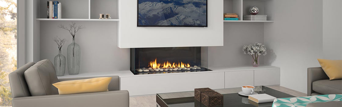 City Series Fireplaces