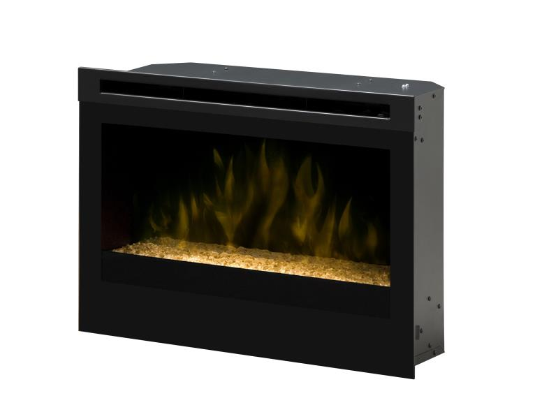 Dimplex Electric Fireplace – 25″ Self-trimming Plug-In Firebox