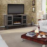 Dimplex Electric Fireplace –  Media Console, Ashton