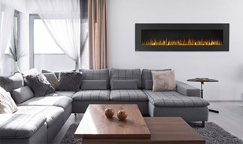 electric fireplaces benefits