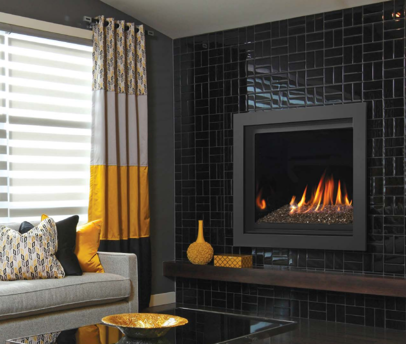 self direct insert install vented a ventless vent installing gas fireplce fireplace
