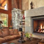 Mendota FullView Gas Fireplaces: FV34, FV41, FV41 Arch, FV46
