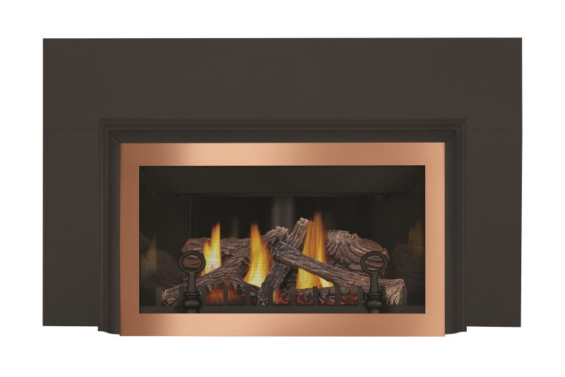 Napoleon Gas Insert Inspiration Zc The Fireplace Club