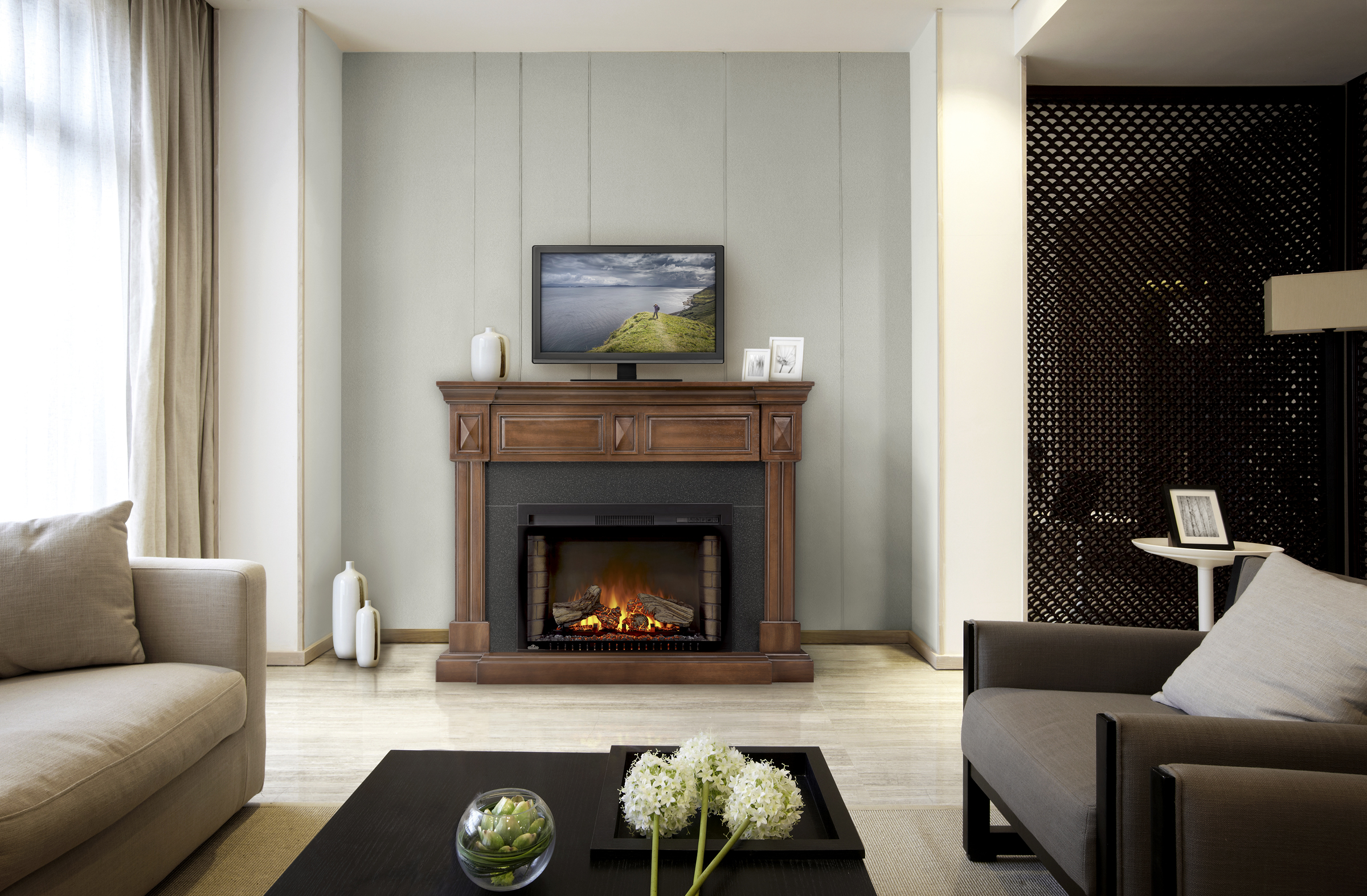 fire gas fireplace galaxy napoleon napolean fireplaces