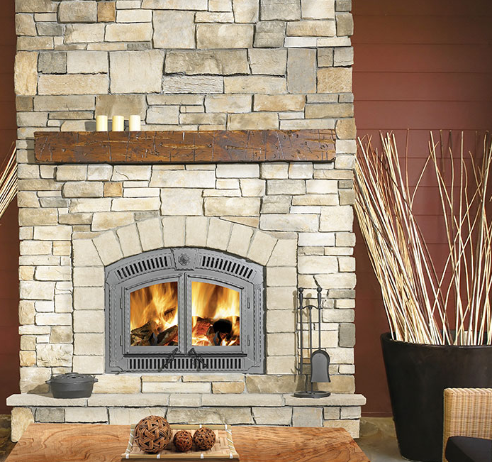 Napoleon Wood Buring Fireplace – High country NZ3000