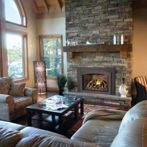 Napoleon Oakville Fireplace