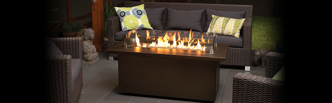 Out Door Gas Fireplace Toronto