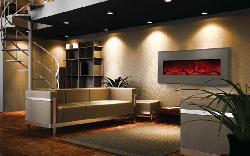 Amantii Electric Fireplace – WM-50 and WM-58 Electric Fireplace