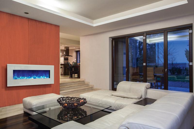 Amantii Electric Fireplace – WMBI 48 Electric Fireplace