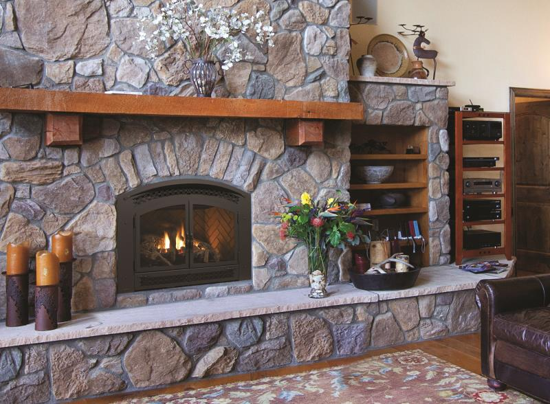 Regency Gas Fireplace – Excalibur P90 Gas Fireplace