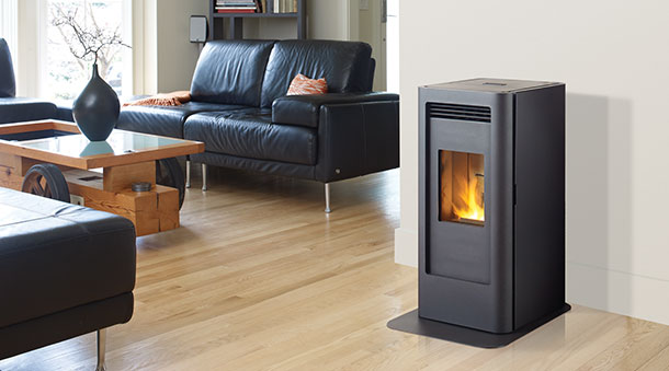 Regency Greenfire GF40 Small Pellet Stove