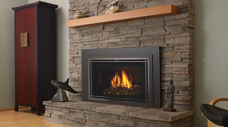 Regency Gas Insert Horizon Hri6e Gas Insert The Fireplace Club