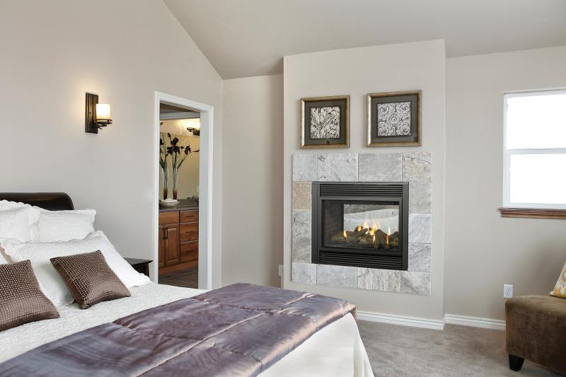 Regency Gas Fireplace – Panorama P121& P131 two and three sided Gas Fireplace