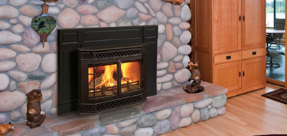 Vermont Castings Merrimack Non-Catalytic Wood Burning Insert