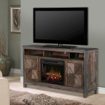 Dimplex Electric Firebox – Wyatt
