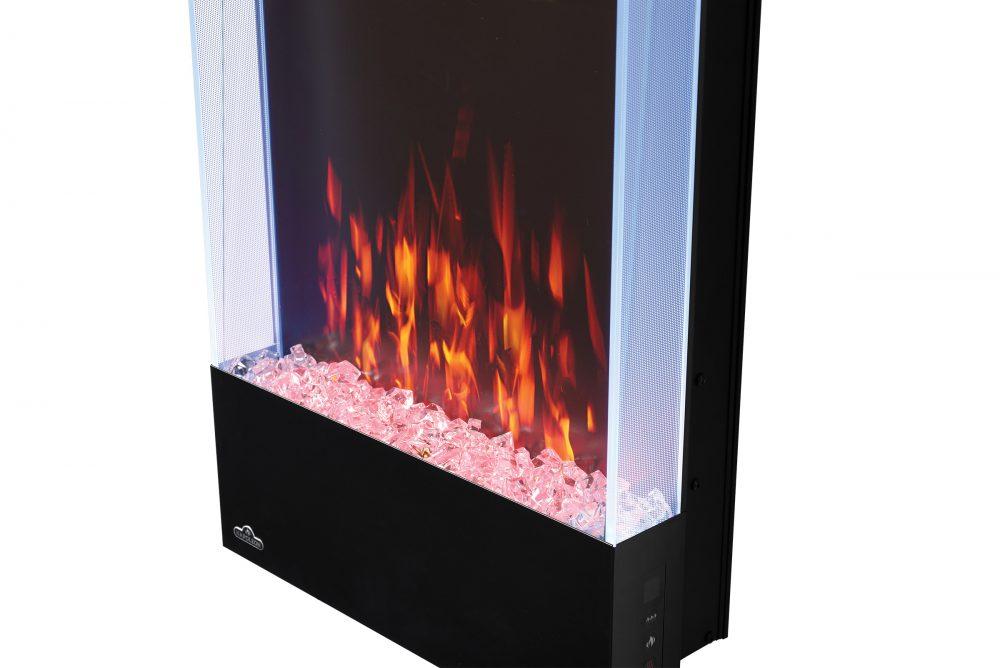 Napoleon Allure Vertical Electric Fireplace Nefvc32h