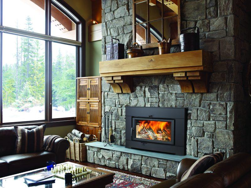 Regency Pro Series- Large Wood burning Fireplace Insert- Ci2700