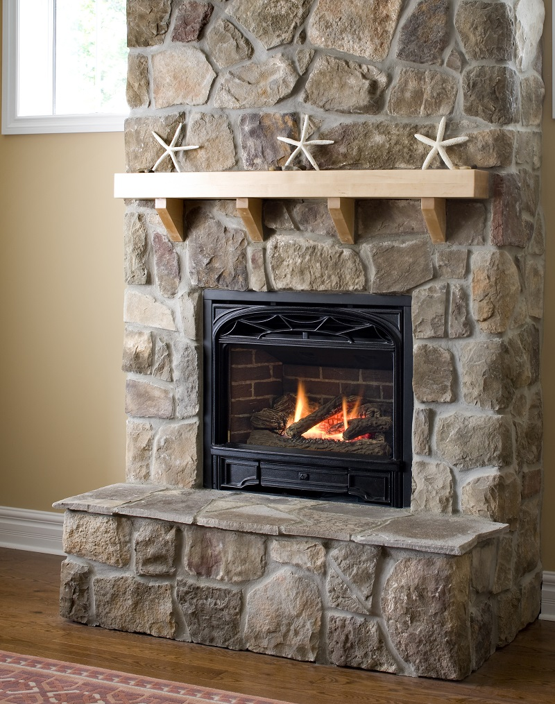 Valor Gas Fireplace – Horizon Series Fireplace