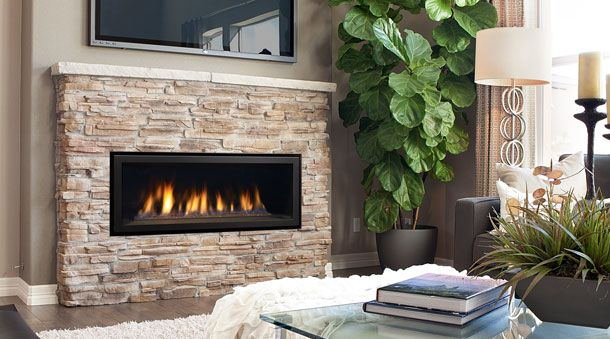Regency Horizon Hz40e Contemporaty Gas Fireplace The