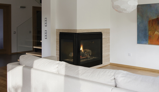 Astria Multi-view Gas Fireplace – Libra Multi-view Gas Fireplace