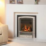 Valor Gas Fireplace – Portrait Bolero