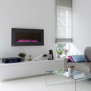 Continental Electric Fireplace –  CEFL42H