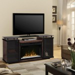 Dimplex Electric Fireplace – Aiden Media Consoles