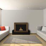 Dimplex Eletric Fireplace – Amsden OPTI-MYST
