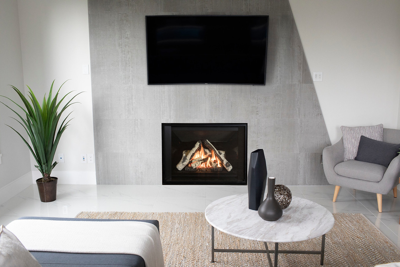 Valor H3-H Series Gas Fireplace- Indoor- Outdoor