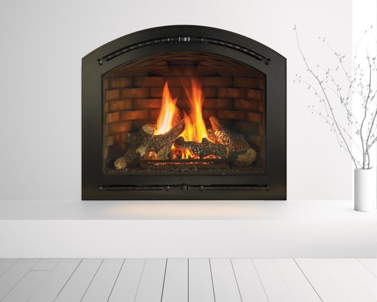 Heat & Glo Gas Fireplace , Cerona Direct Vent Gas Fireplaces