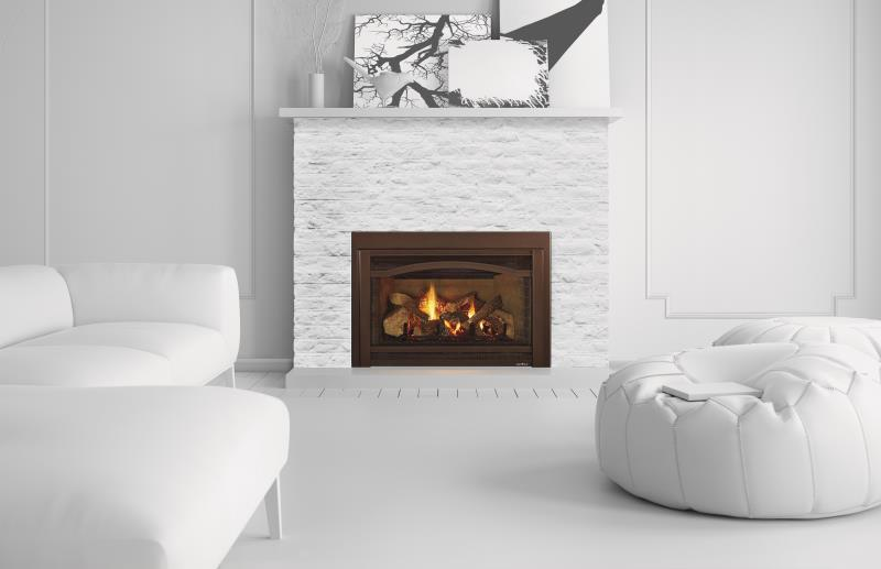 Heat & Glo Gas Insert – Grand-I35 Gas Insert