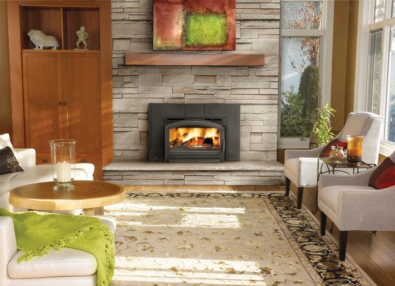 Napoleon Wood Burning Insert – Oakdale EPI3 Insert