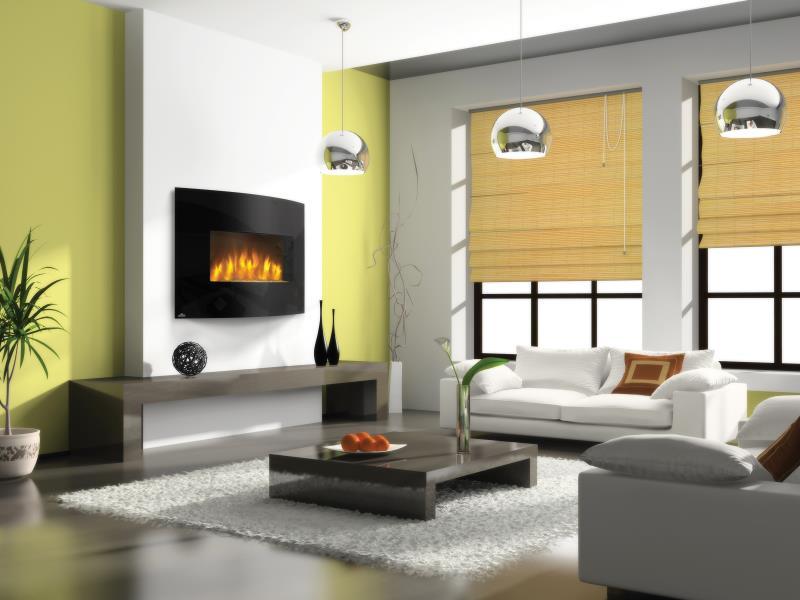 Napoleon Electric Fireplace – Slimline convex 32
