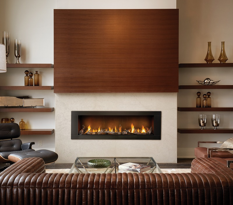 Napoleon Gas Fireplace – Vector 38,50,62 and 74