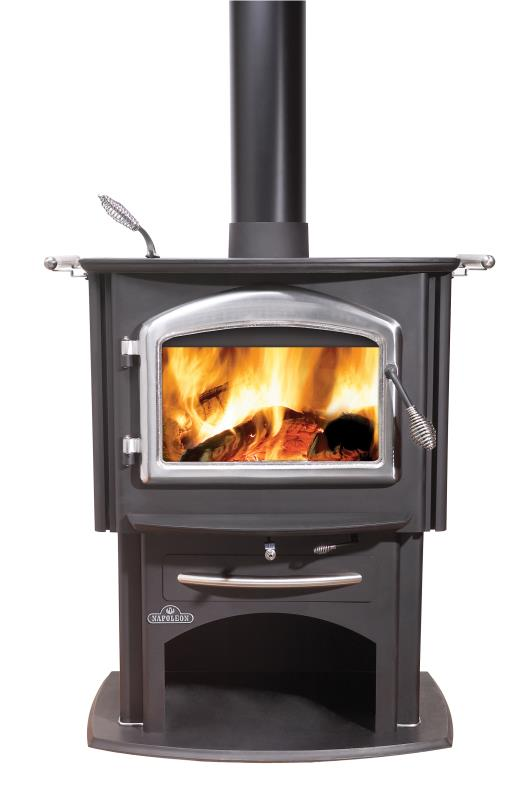 Napoleon Wood Stove Gourmet Cookstove The Fireplace Club