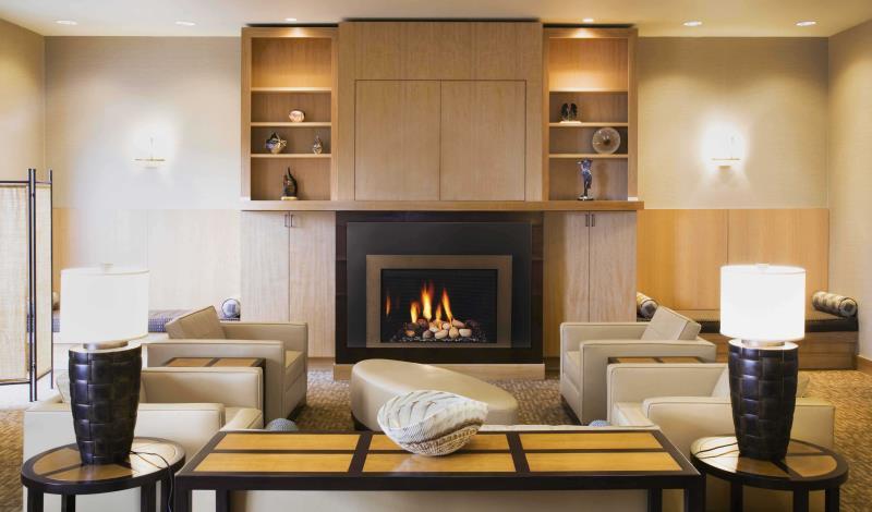 Majestic Gas Fireplace – Triumph Direct Vent Gas Insert