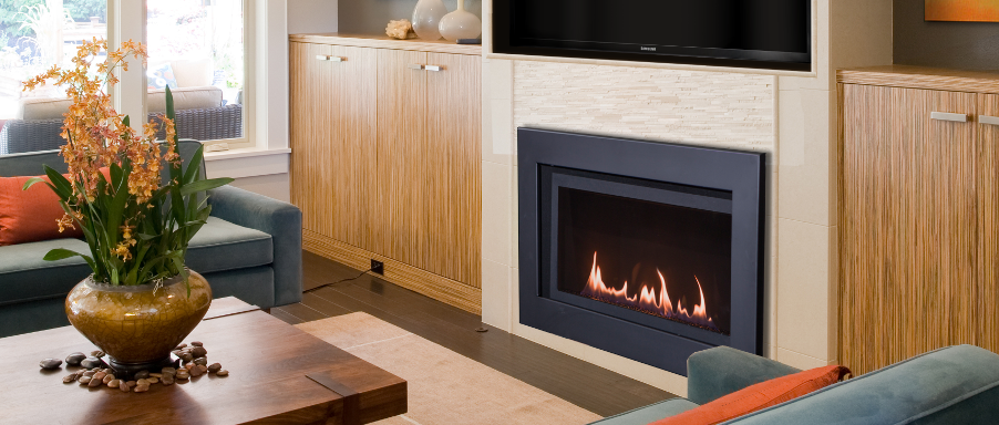 savannah Gas Fireplace – Elite gas fireplace series BL 936