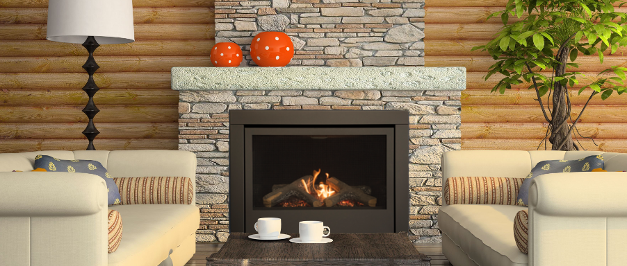 Savannah Gas Fireplace- Limited Series Noble 36