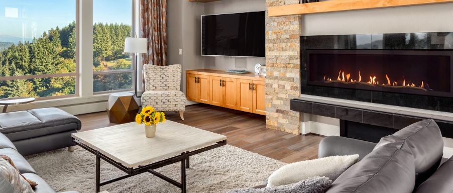 Savannah  Gas Fireplace – Limited Series Summit 65