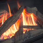 Valor Gas Stove Wood