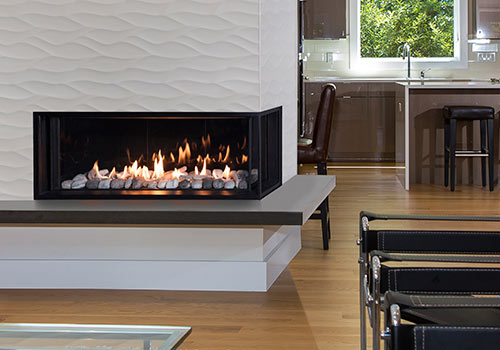 Valor Lx2 Multi Sided Series Gas Fireplace