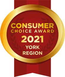 York Region Consumer Choice Award 2021